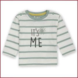 Sigikid Babytruitje lange mouw 'It's me'