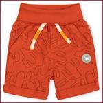 Sigikid Oranje Bermuda Short