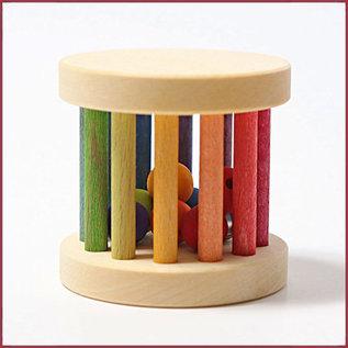 Grimm's Kleine babyroller regenboogkleuren