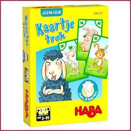 Haba Kaartspel - Kaartje trekken junior