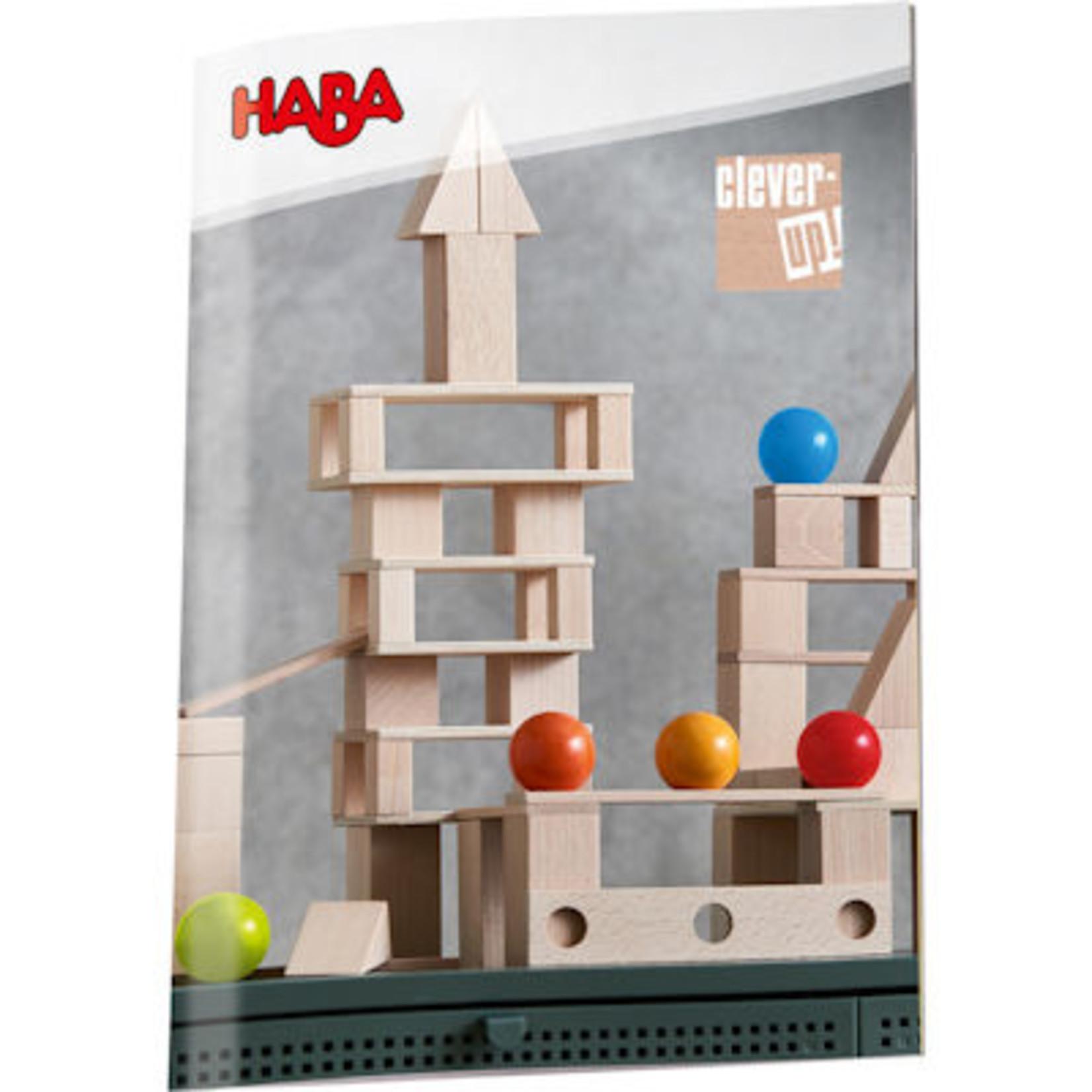 Haba Blokken / Bouwsteensysteem Clever-Up! 2.0
