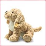 Steiff Soft Cuddly Friends Hondje Berno Goldendoodle