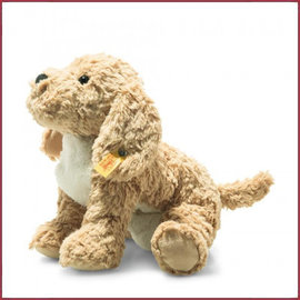Steiff Soft Cuddly Friends Hondje Berno Goldendoodle