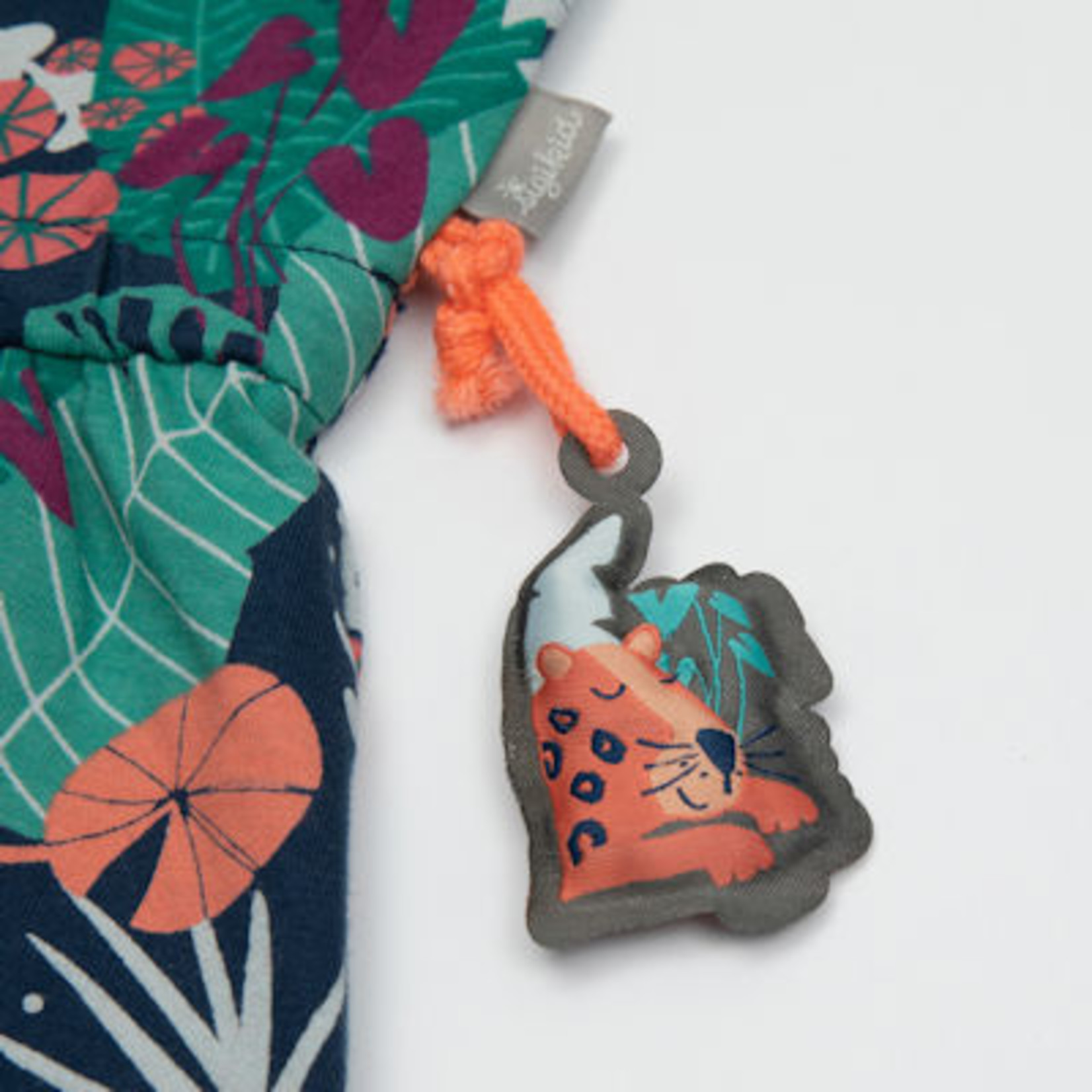 Sigikid Zomerjurkje met jungle print