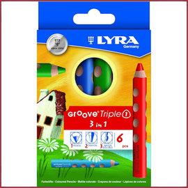 Lyra Lyra kleurpotlood Groove