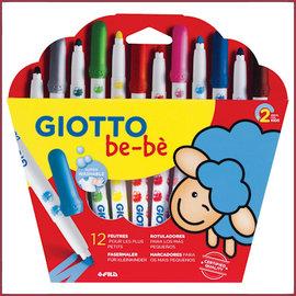 Giotto Giotto washable viltstift 12