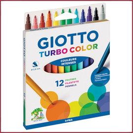 Giotto Giotto Turbo Color 12 stuks