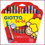 Giotto Giotto bébé super washable kleurpotlood 12