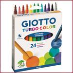 Giotto Giotto Turbo color 24 stuks