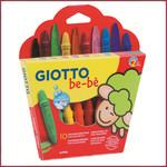 Giotto Giotto waskrijt 10 stuks