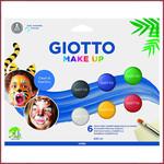 Giotto Giotto make up 6 kleuren classic