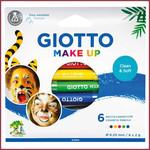 Giotto Giotto Make up potloden 6 klassiek