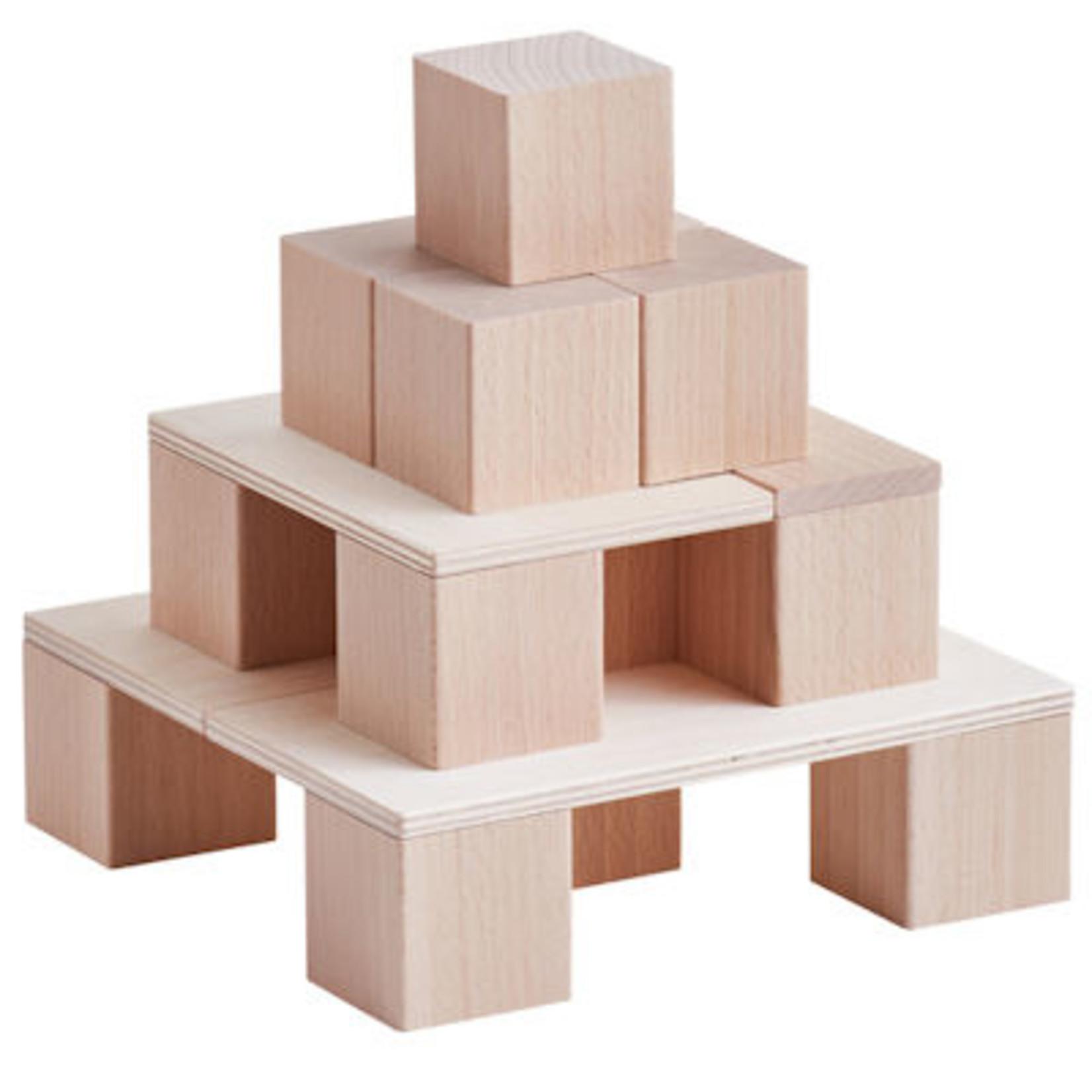 Haba Blokken / Bouwsteensysteem Clever up! 1.0
