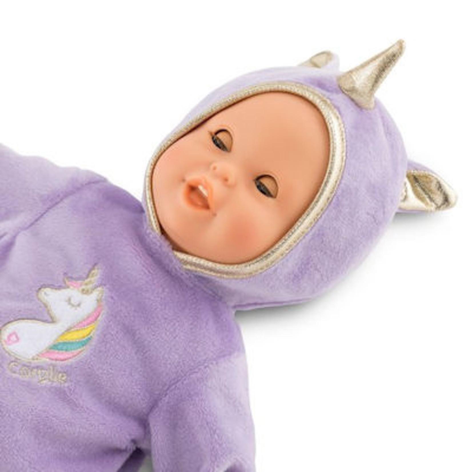 Corolle Mijn eerste babypopje Eenhoorn