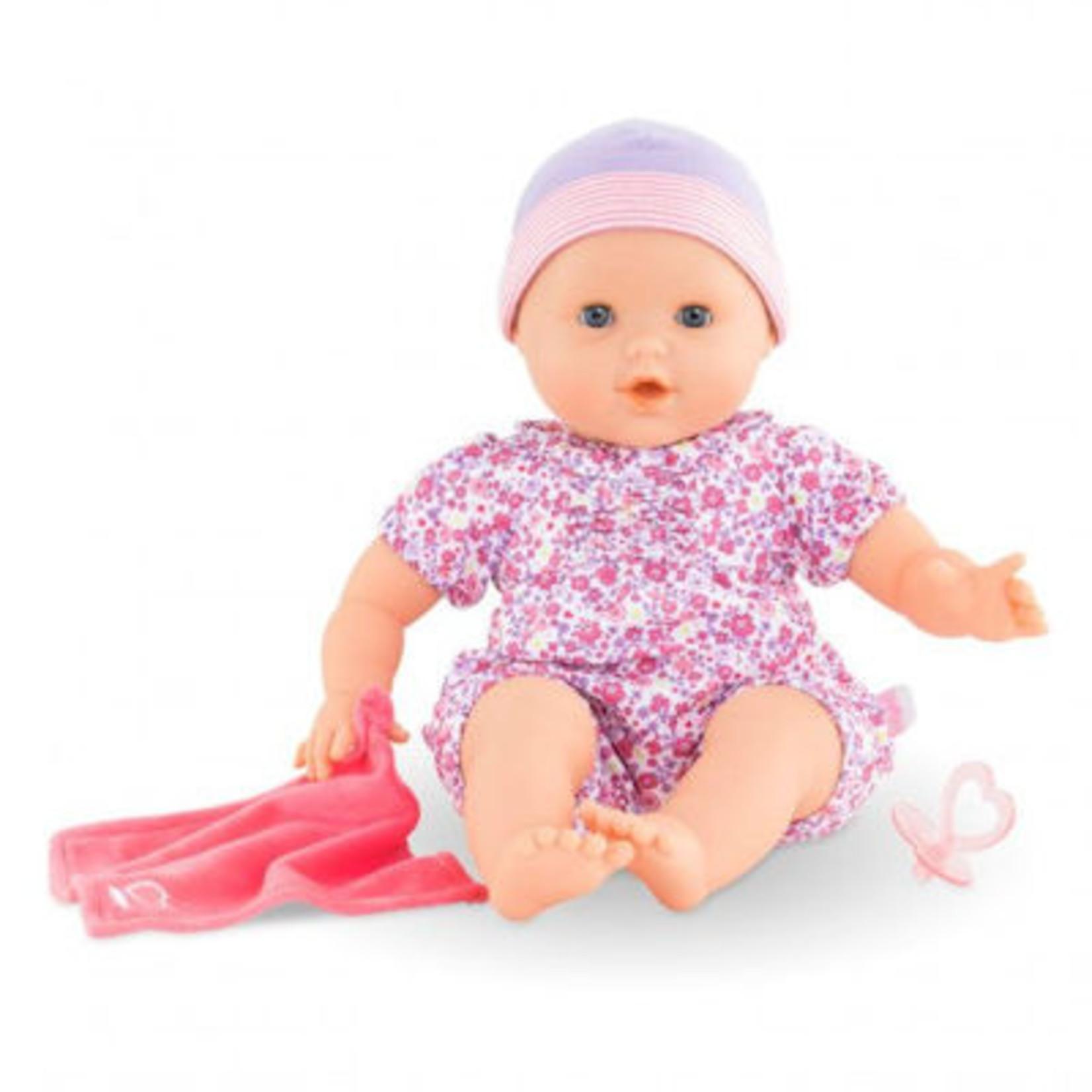 Corolle Babypop Emilie zuigt op haar duimpje