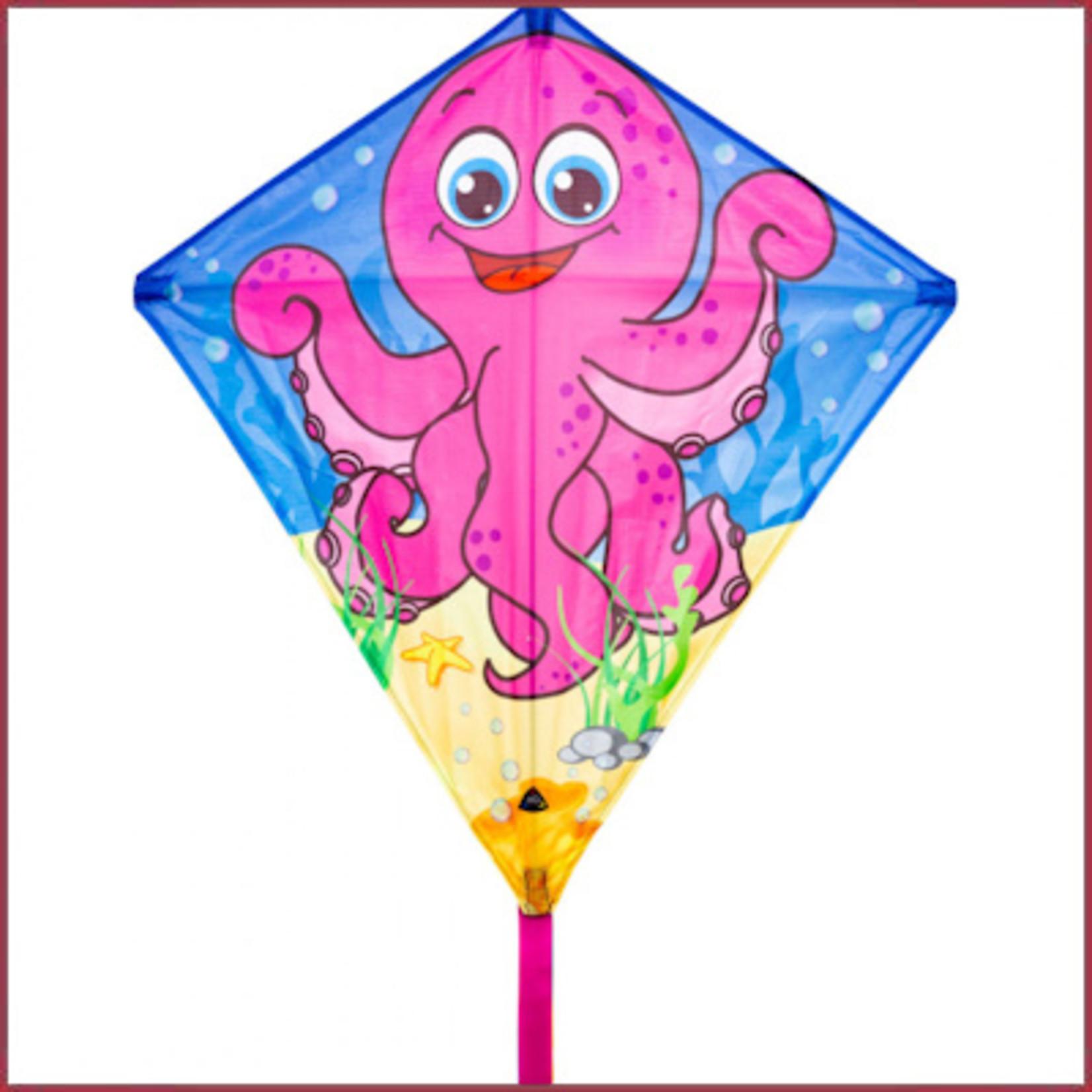 Vlieger Eddy Octopus