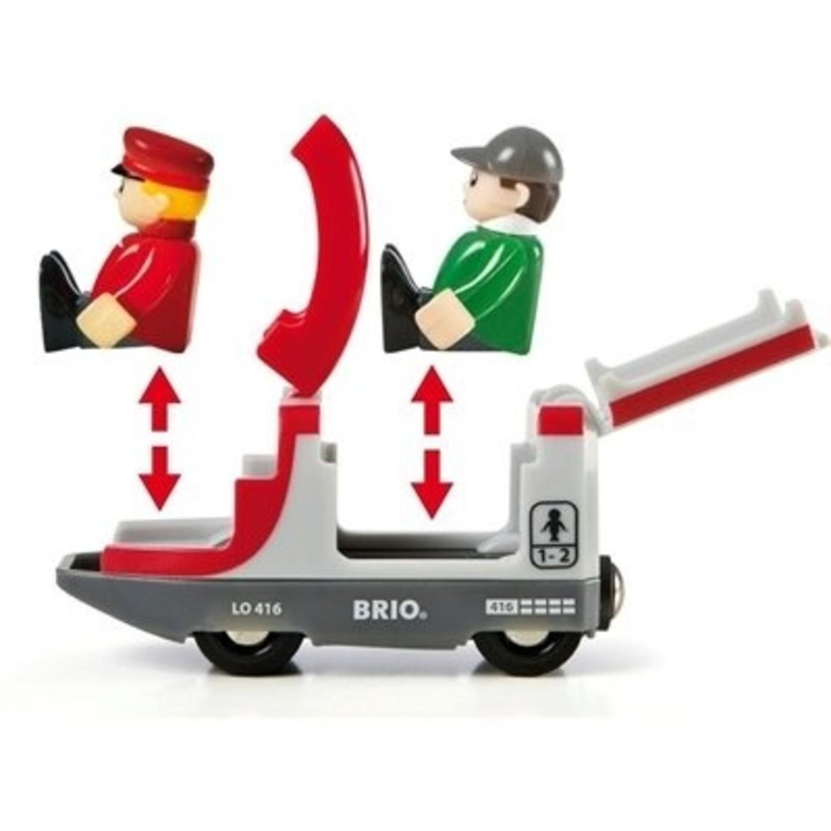 Brio Treinset met Station