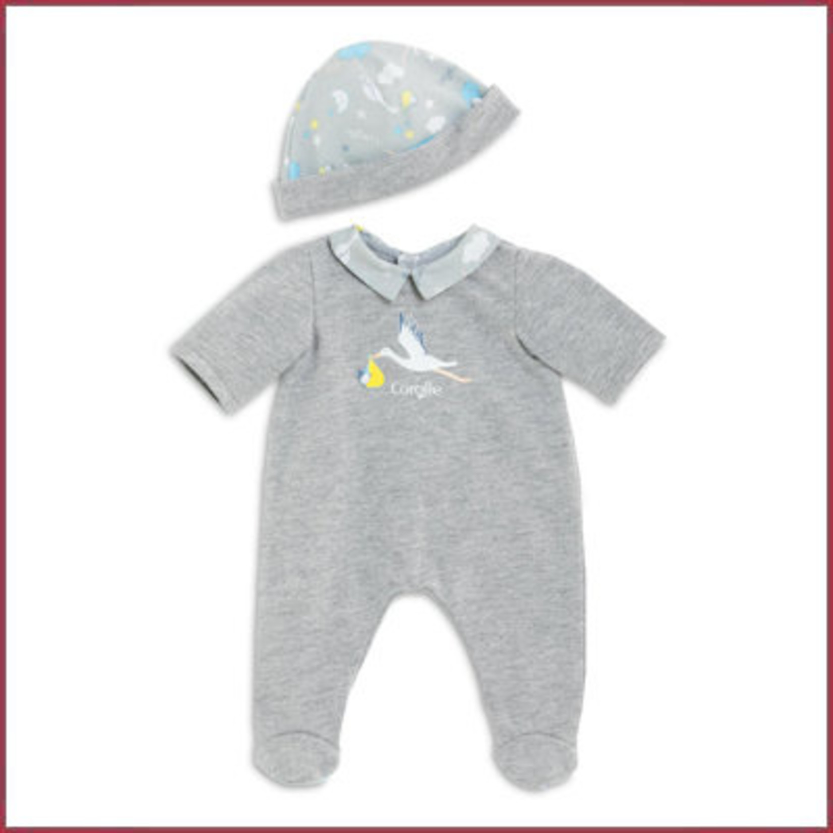Corolle Corolle babypop pyjama