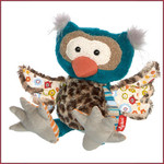 Sigikid Uil, Patchwork Sweety