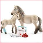 Schleich Rescue Set Horse Club Hannah