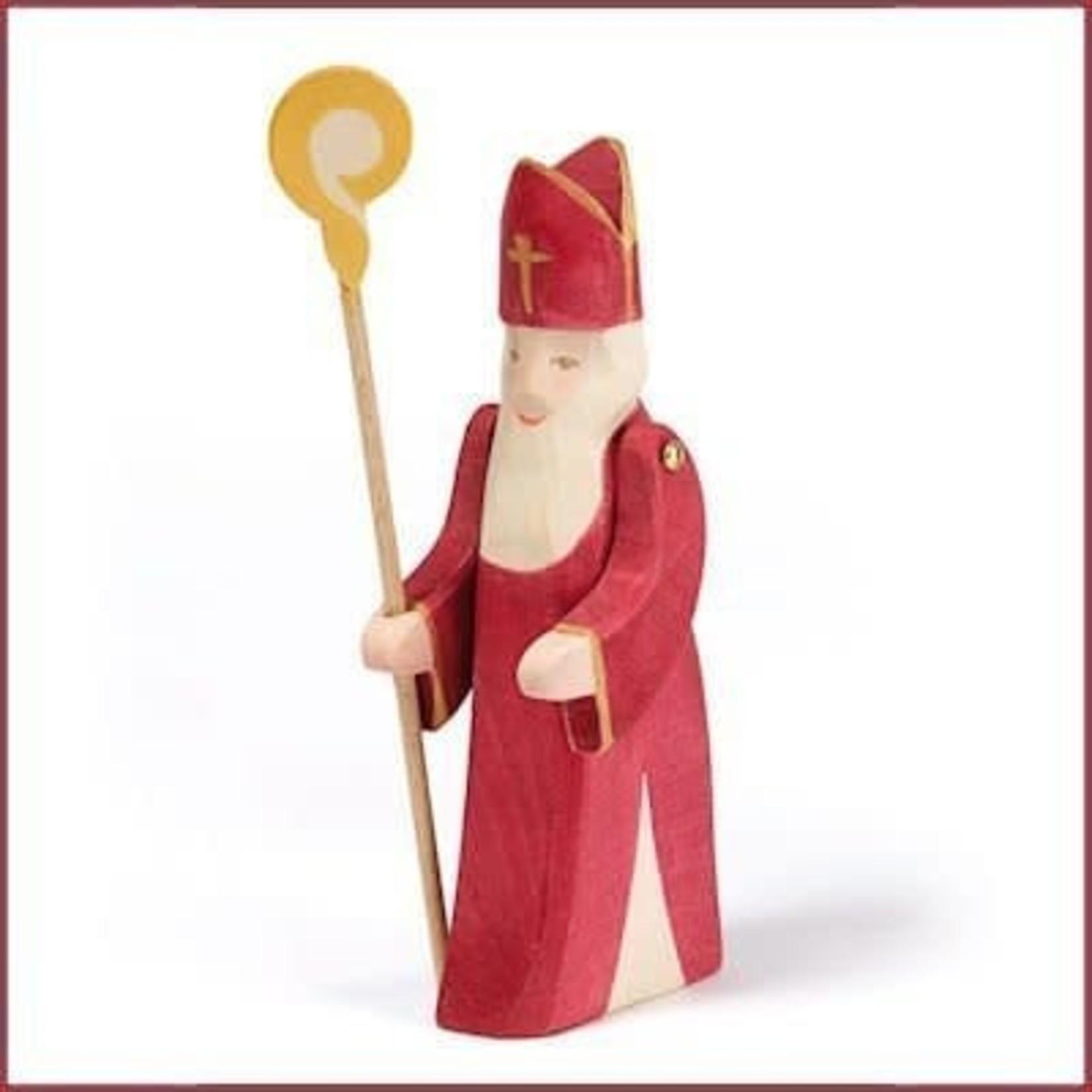 Ostheimer Sinterklaas II met staf