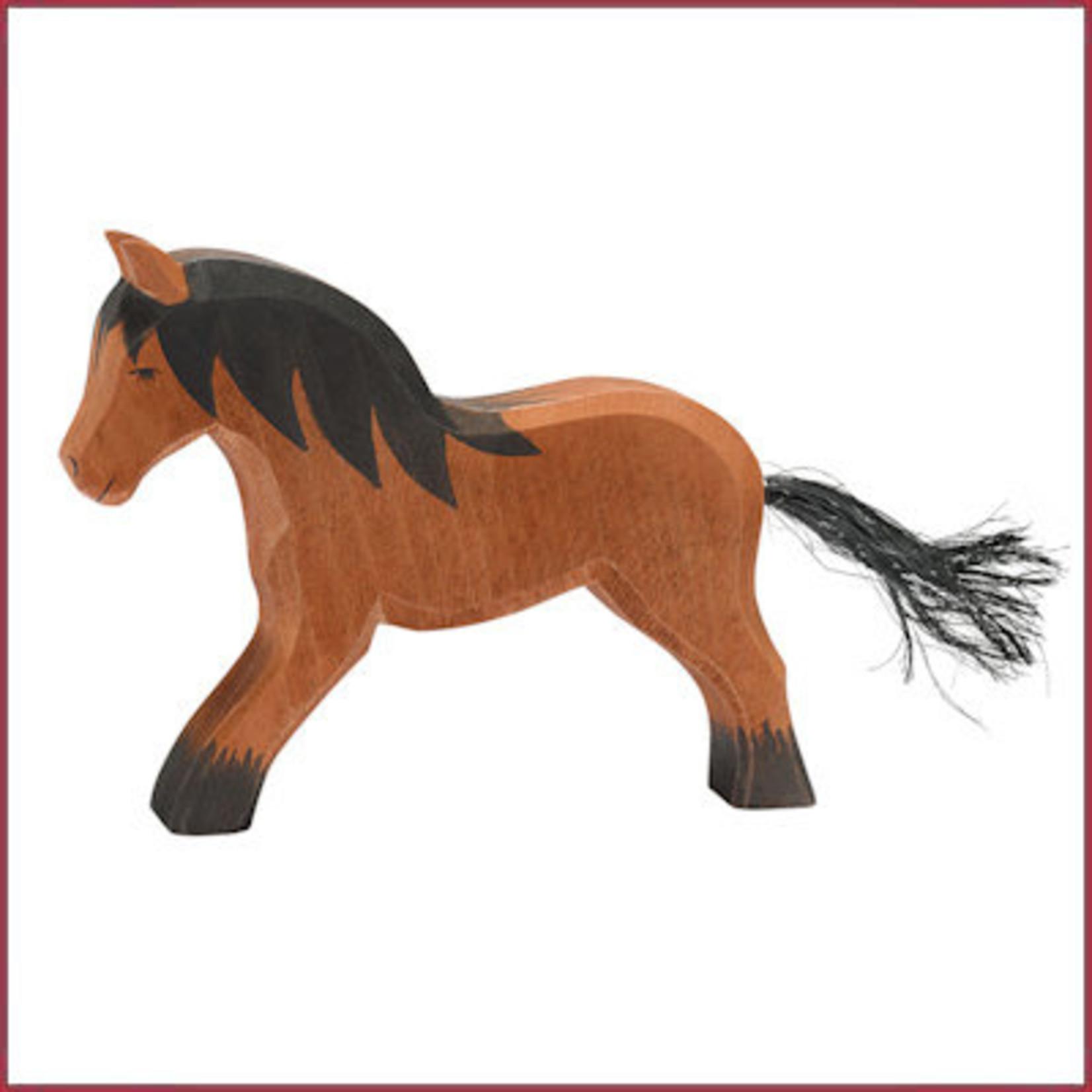 Ostheimer Koudbloed paard