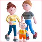 Haba LF - Speelset Familie