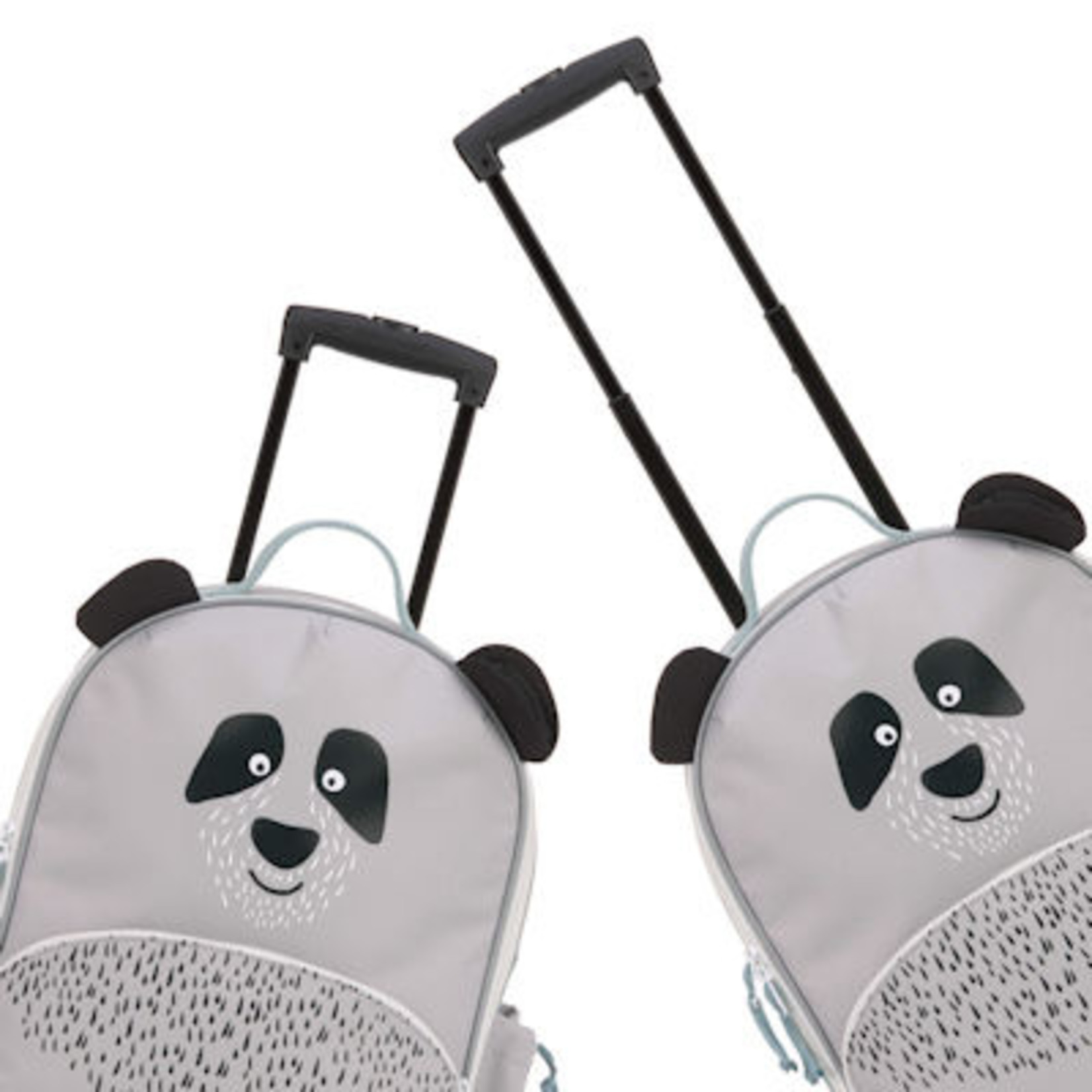 "Lässig Trolley 'About Friends"" Panda Pau"