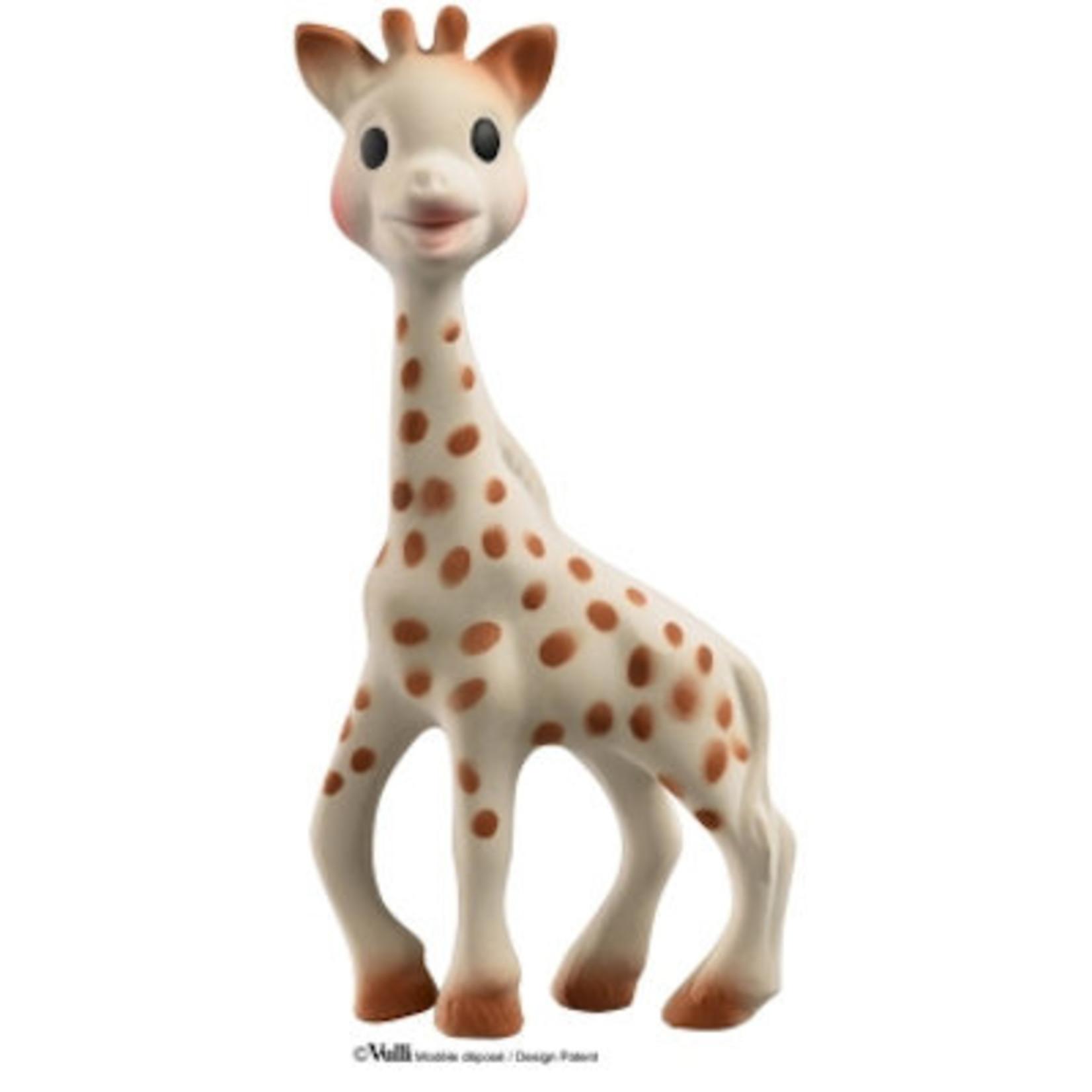 Sophie de Giraf Sophie de giraf in wit-rode geschenkdoos