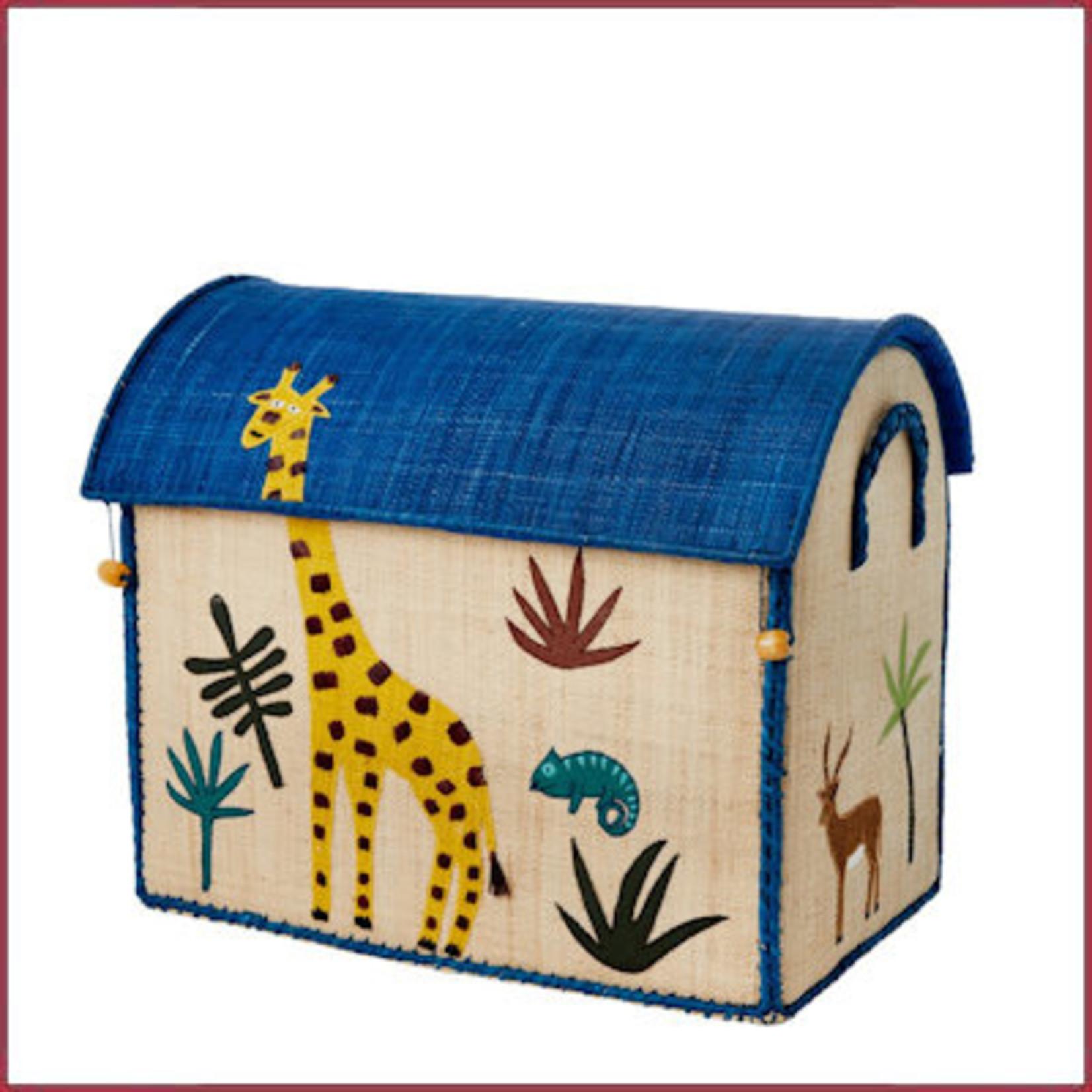 Rice Rice speelgoedmanden met Jungle thema