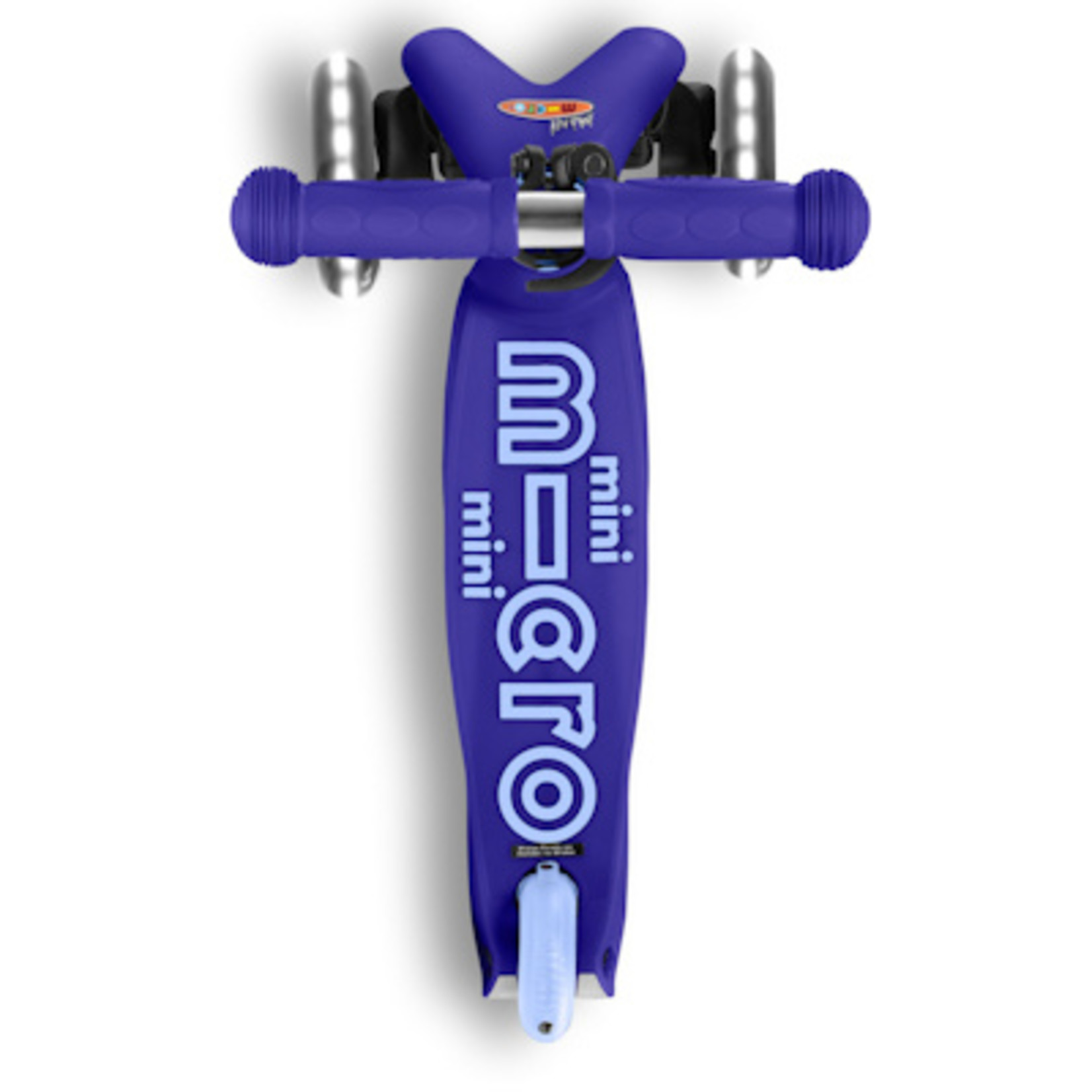 Micro Step Mini Micro step Deluxe blauw LED