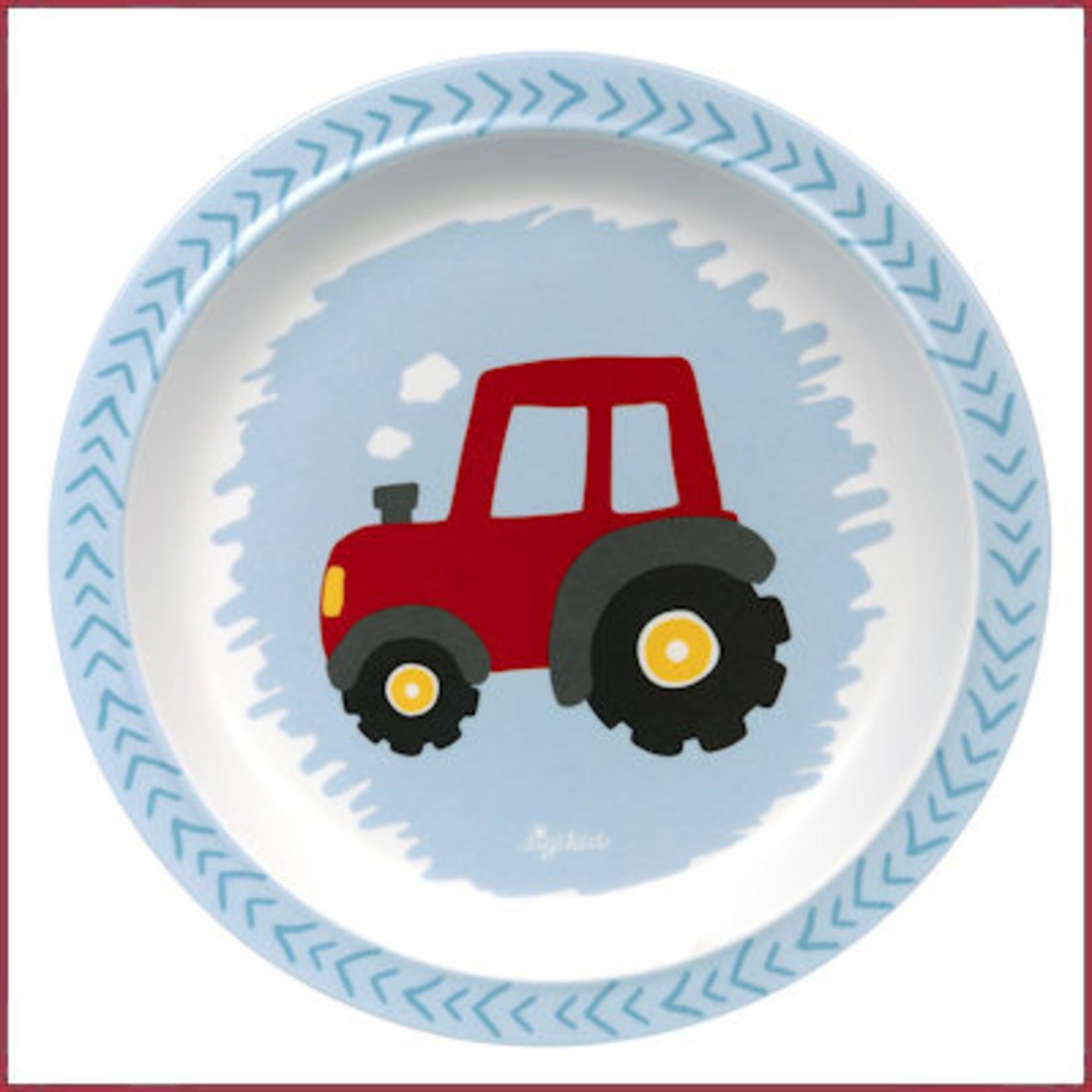 Sigikid Tractor, melamine