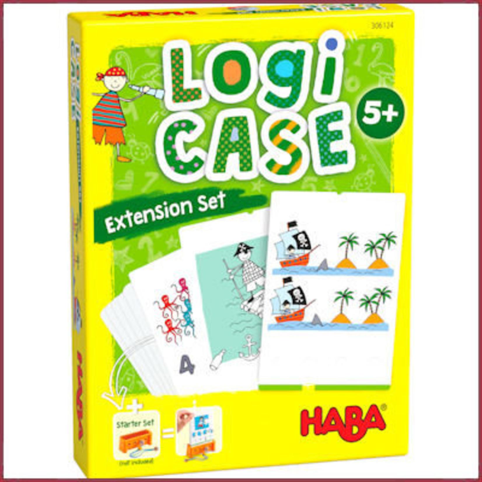 Haba LogiCase Uitbreidingsset 5+ Piraten