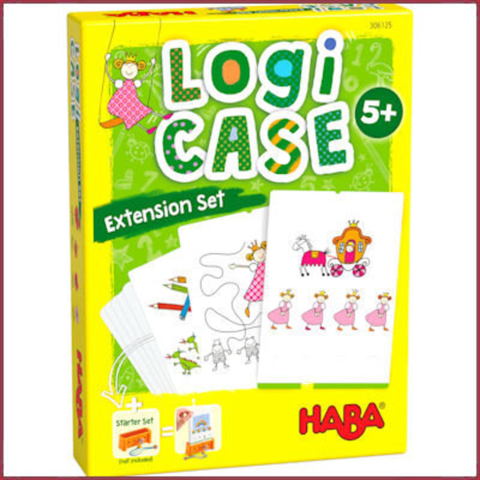 Haba LogiCase Uitbreidingsset 5+ Prinsessen