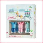 Souza for kids 3 flesjes nagellak, kroon
