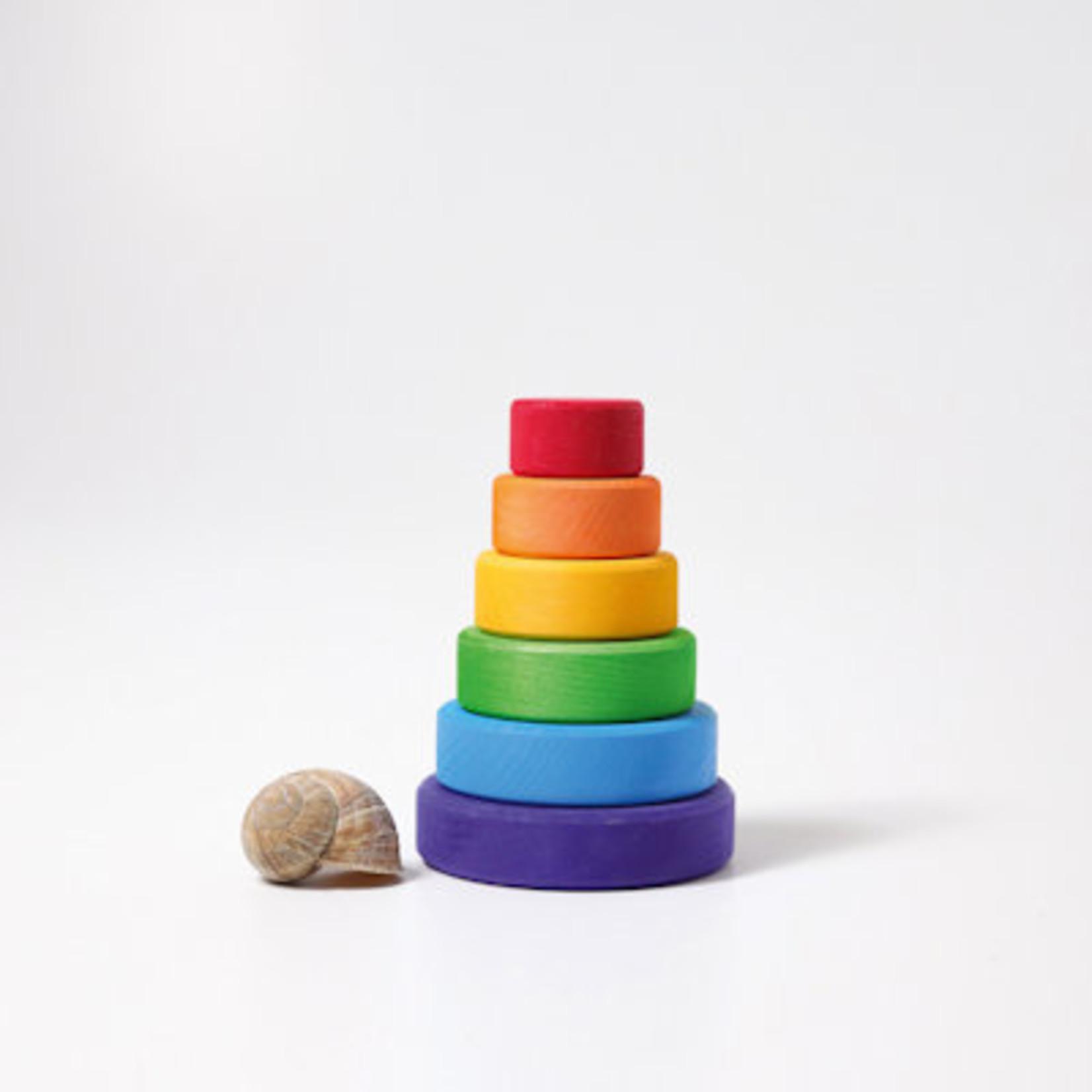 Grimm's Kleine regenboog stapeltoren