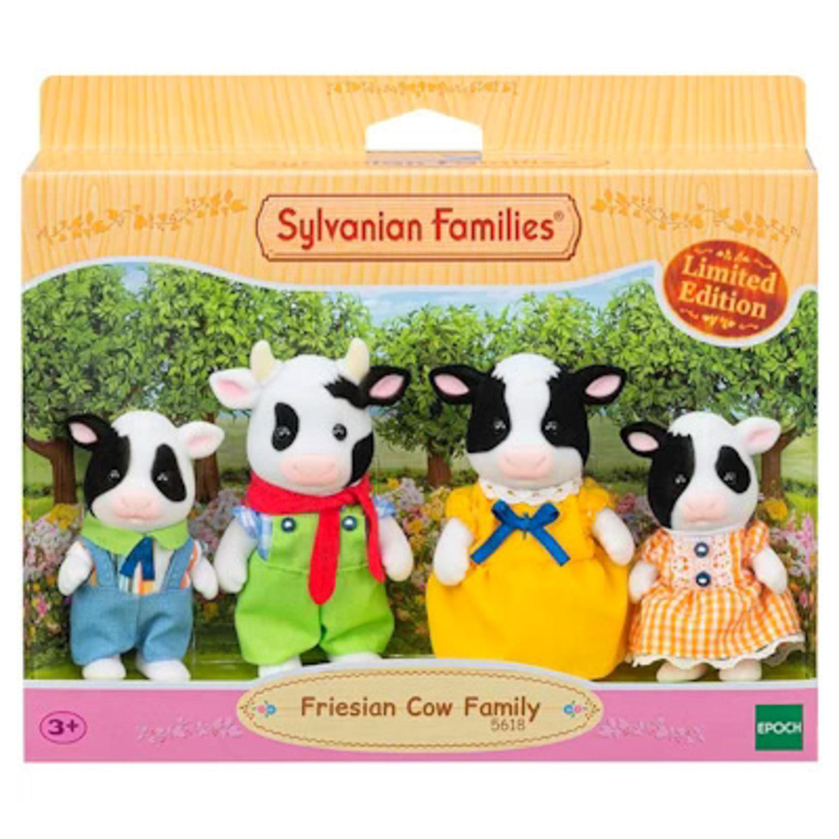 Sylvanian Families Friese Koe Familie