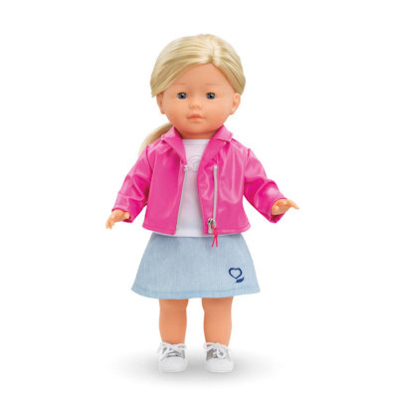 Corolle MC Leren jasje roze