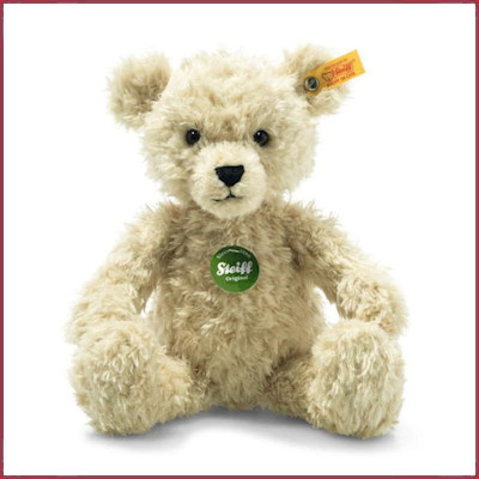 Steiff Teddybeer Anton, Duurzame beer voor morgen
