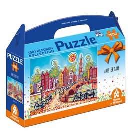 "House of Holland Puzzel 1.000 stukjes ""Amsterdam"""