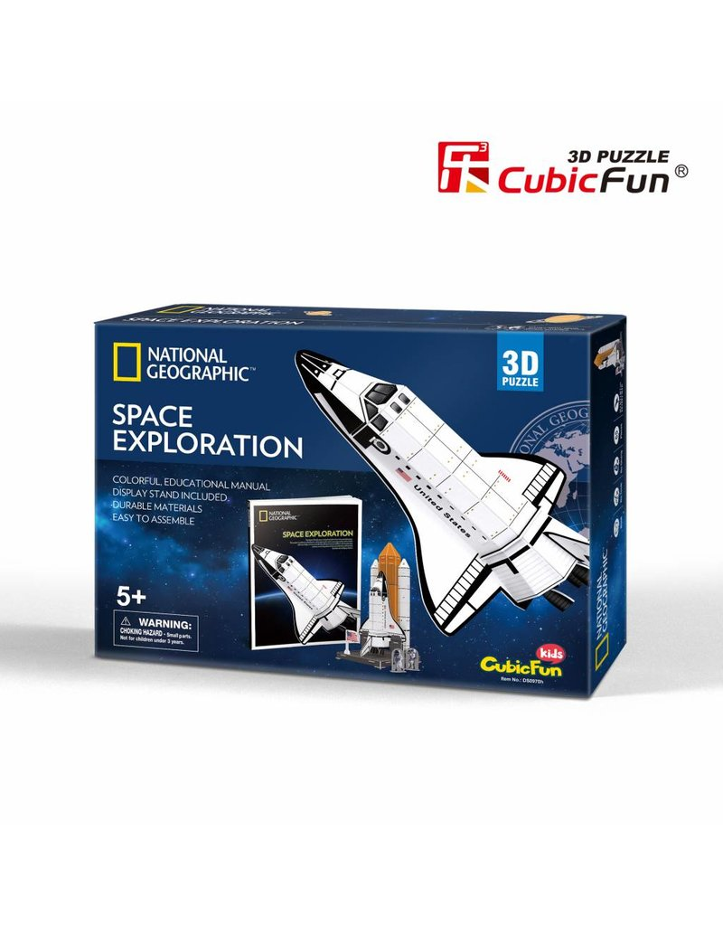 Cubic Fun Space Exploration -National Geographic