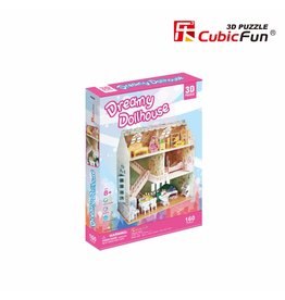 Cubic Fun Dreamy Dollhouse