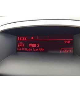 Original DAB+ Upgrade Insignia A  (Vorfacelift)