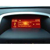 USB Nachrüstsatz Astra J CD400, CD500, Navi600, DVD800, Navi900
