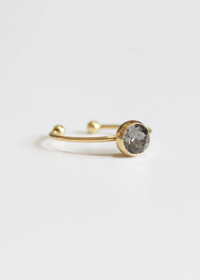 . ORA GOLD PLATED RING