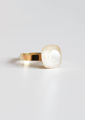 . TORI GOLD PLATED RING · Colours