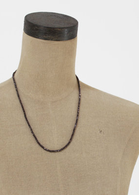 Busby & Fox REMI SHORT CRYSTAL NECKLACE