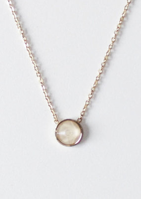 . AMIE GOLD PLATED NECKLACE · Colours