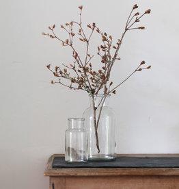 . BOTANICAL GLASS JAR