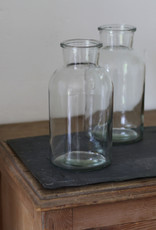 . BOTANICAL GLASS JAR
